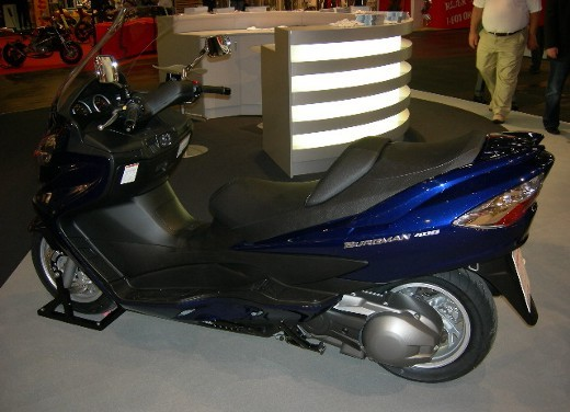 Suzuki all'Intermot 2006 - Foto 7 di 36