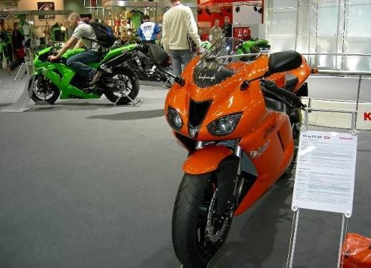 Kawasaki all'Intermot 2006 - Foto 23 di 36