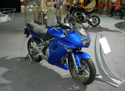 Kawasaki all'Intermot 2006 - Foto 14 di 36