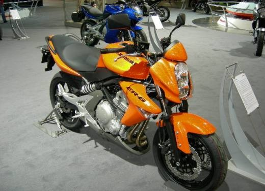 Kawasaki all'Intermot 2006 - Foto 15 di 36