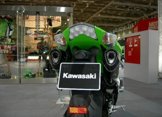 Kawasaki all'Intermot 2006 - Foto 5 di 36