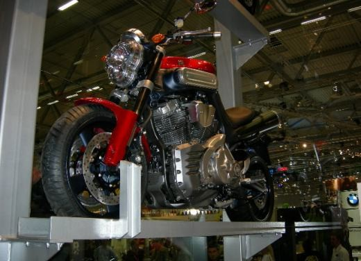 Yamaha all'Intermot 2006 - Foto 18 di 44