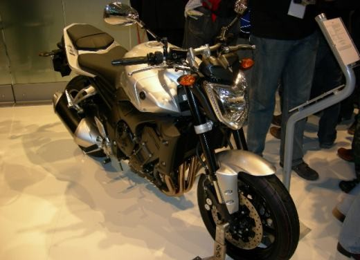 Yamaha all'Intermot 2006 - Foto 19 di 44