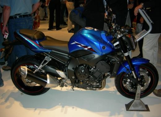 Yamaha all'Intermot 2006 - Foto 20 di 44