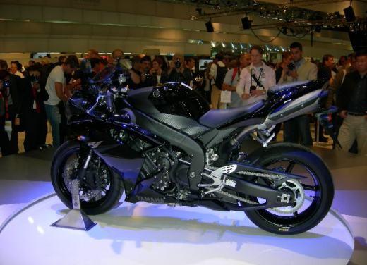 Yamaha all'Intermot 2006 - Foto 23 di 44