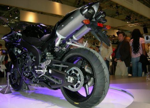Yamaha all'Intermot 2006 - Foto 42 di 44
