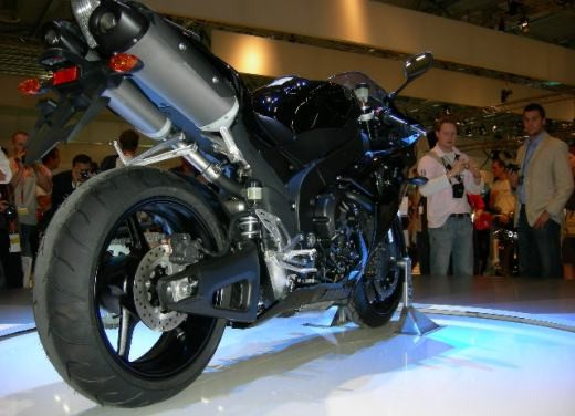 Yamaha all'Intermot 2006 - Foto 43 di 44