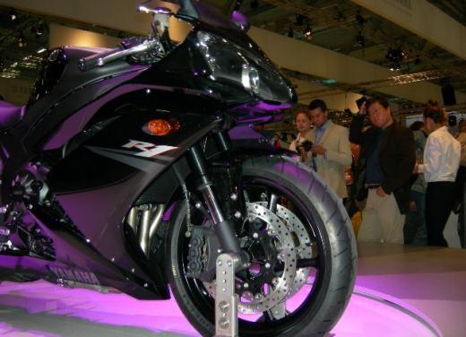 Yamaha all'Intermot 2006 - Foto 34 di 44