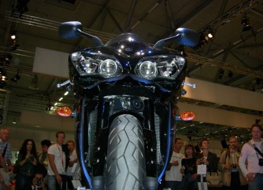 Yamaha all'Intermot 2006 - Foto 35 di 44