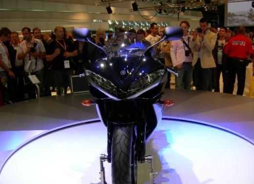 Yamaha all'Intermot 2006 - Foto 36 di 44