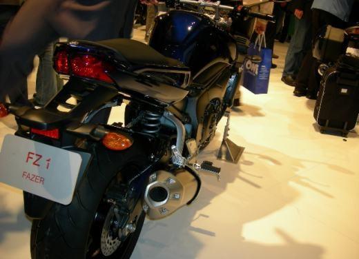 Yamaha all'Intermot 2006 - Foto 39 di 44