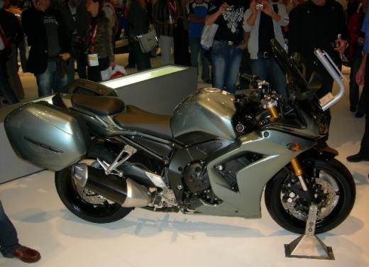 Yamaha all'Intermot 2006 - Foto 40 di 44