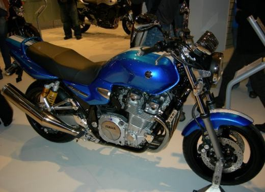 Yamaha all'Intermot 2006 - Foto 25 di 44