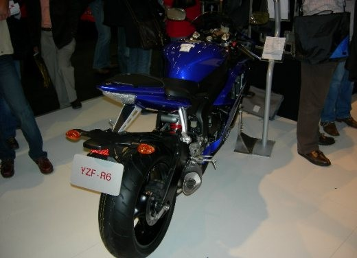 Yamaha all'Intermot 2006 - Foto 30 di 44