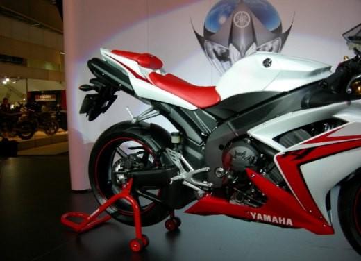 Yamaha all'Intermot 2006 - Foto 10 di 44