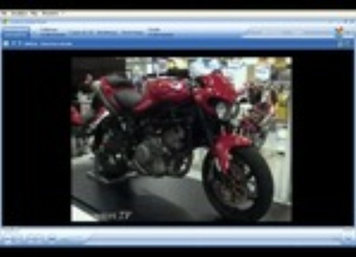 Moto Morini all'Intermot 2006 - Foto 1 di 16