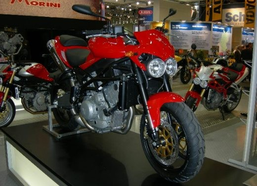 Moto Morini all'Intermot 2006 - Foto 4 di 16