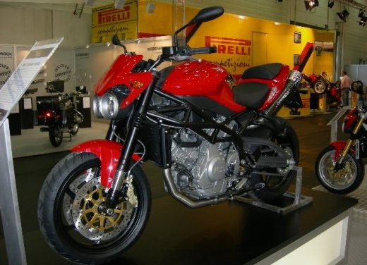 Moto Morini all'Intermot 2006 - Foto 7 di 16