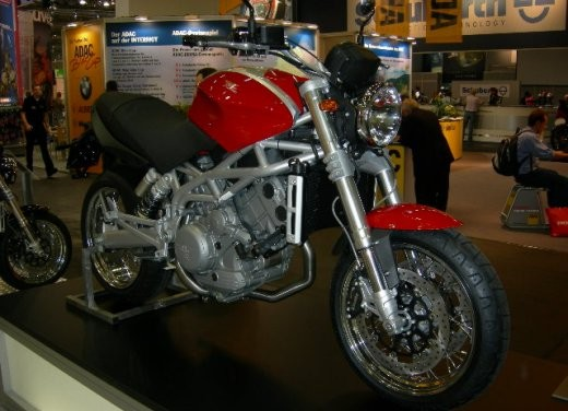Moto Morini all'Intermot 2006 - Foto 9 di 16