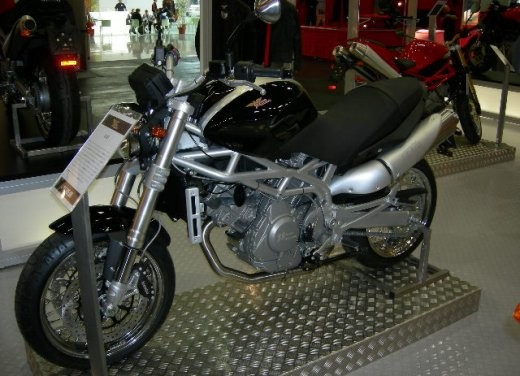 Moto Morini all'Intermot 2006 - Foto 11 di 16