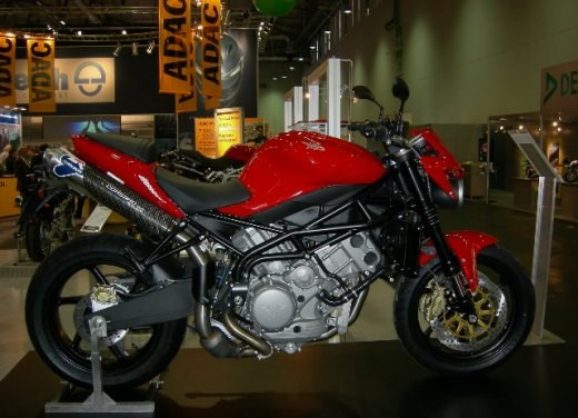 Moto Morini all'Intermot 2006 - Foto 13 di 16