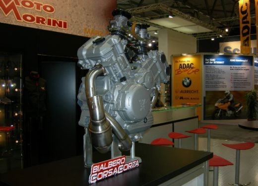 Moto Morini all'Intermot 2006 - Foto 15 di 16