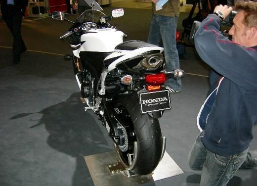 Honda all'Intermot 2006 - Foto 38 di 47