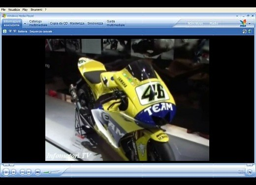Video Yamaha all' Intermot 2006 - Foto  di