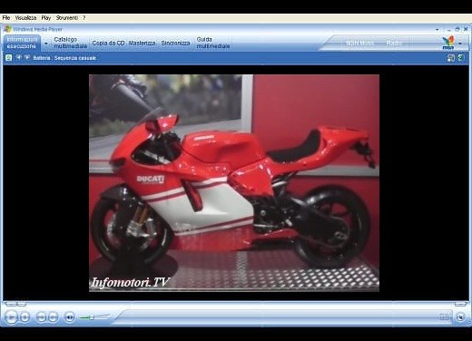 Video Ducati all' Intermot 2006 - Foto  di