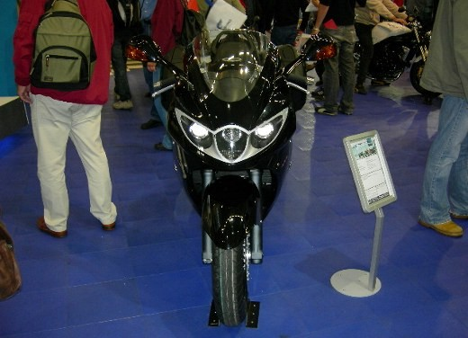 Triumph all'Intermot 2006 - Foto 3 di 15