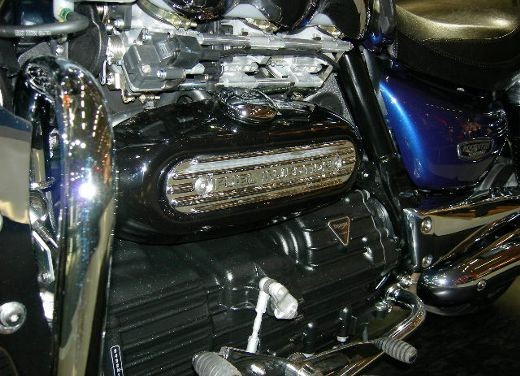 Triumph all'Intermot 2006 - Foto 14 di 15