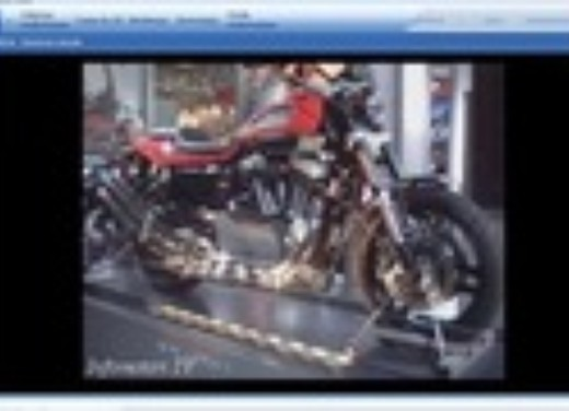 Harley Davidson all'Intermot 2006 - Foto 1 di 29