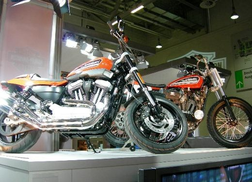 Harley Davidson all'Intermot 2006 - Foto 8 di 29