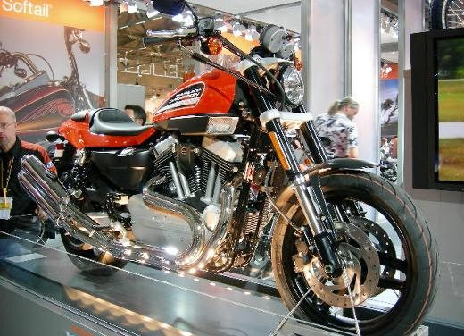 Harley Davidson all'Intermot 2006 - Foto 9 di 29