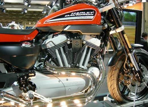 Harley Davidson all'Intermot 2006 - Foto 10 di 29