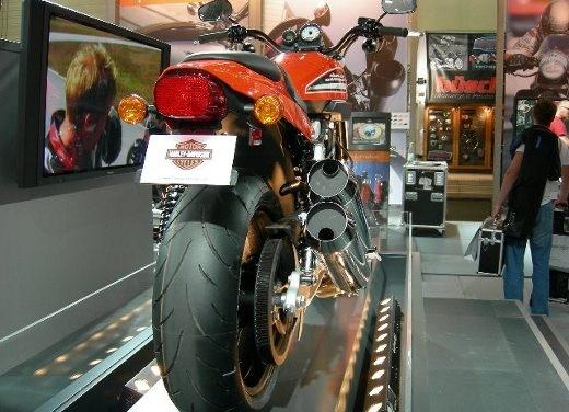 Harley Davidson all'Intermot 2006 - Foto 11 di 29