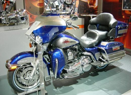 Harley Davidson all'Intermot 2006 - Foto 13 di 29