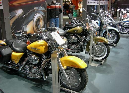 Harley Davidson all'Intermot 2006 - Foto 14 di 29