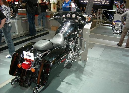 Harley Davidson all'Intermot 2006 - Foto 15 di 29