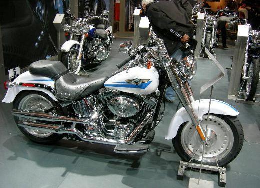 Harley Davidson all'Intermot 2006 - Foto 16 di 29