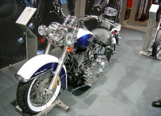 Harley Davidson all'Intermot 2006 - Foto 17 di 29