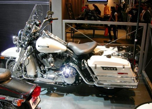 Harley Davidson all'Intermot 2006 - Foto 19 di 29