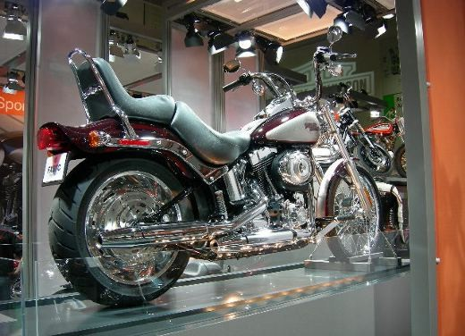 Harley Davidson all'Intermot 2006 - Foto 20 di 29