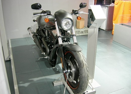 Harley Davidson all'Intermot 2006 - Foto 21 di 29