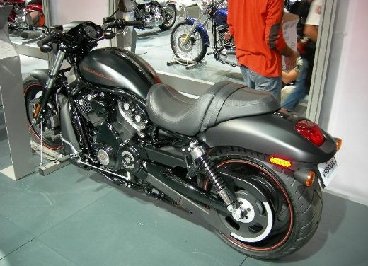 Harley Davidson all'Intermot 2006 - Foto 22 di 29