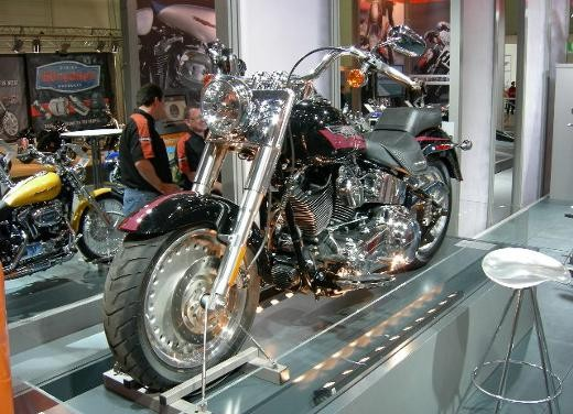 Harley Davidson all'Intermot 2006 - Foto 23 di 29