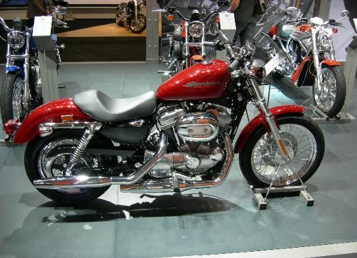 Harley Davidson all'Intermot 2006 - Foto 24 di 29