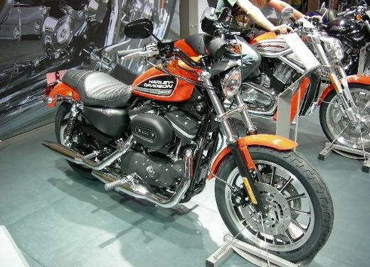 Harley Davidson all'Intermot 2006 - Foto 26 di 29