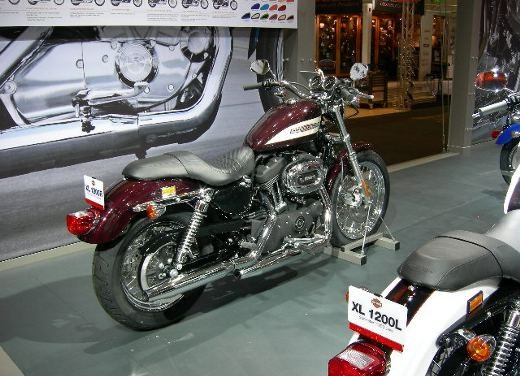 Harley Davidson all'Intermot 2006 - Foto 27 di 29