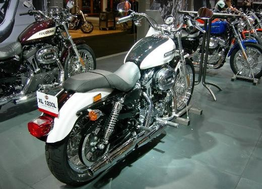 Harley Davidson all'Intermot 2006 - Foto 28 di 29